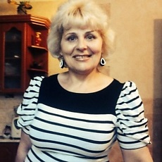 Фотография девушки Людмила, 61 год из г. Калининград