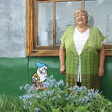 Фотография девушки Любовь, 60 лет из г. Братск