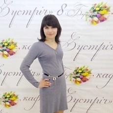 Фотография девушки Ксюша, 29 лет из г. Винница