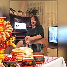 Фотография девушки Татьяна, 62 года из г. Малоярославец