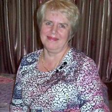 Фотография девушки Татьяна, 62 года из г. Санкт-Петербург