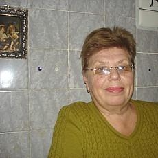 Фотография девушки Людмила, 65 лет из г. Санкт-Петербург