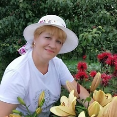 Фотография девушки Елена, 53 года из г. Крупки