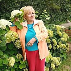 Фотография девушки Надежда, 63 года из г. Сокол
