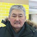 Акберген, 62 года