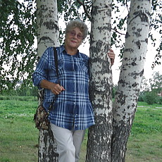 Фотография девушки Людмила, 61 год из г. Нефтеюганск
