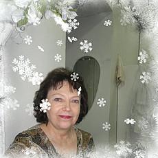 Фотография девушки Валентина, 61 год из г. Саянск
